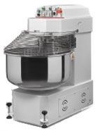 SP 60 2M Avancini Fixed bowl spiral mixers